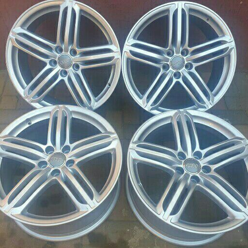 AUDI S LINE OEM 19IN MAGS 5X112