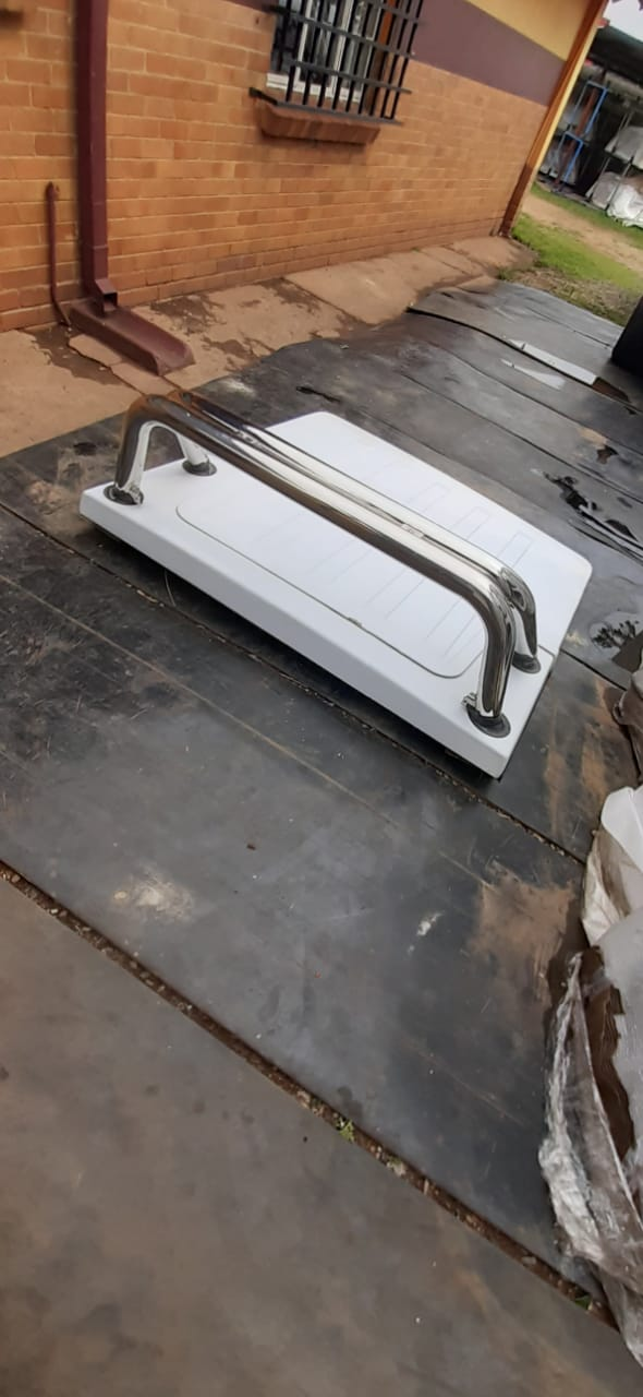 Ford Ranger Roll Bar and Cover