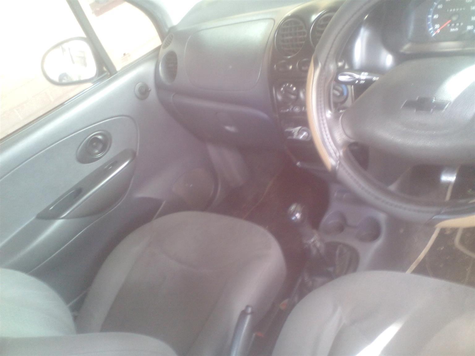 2005 Chevrolet Spark 0.8