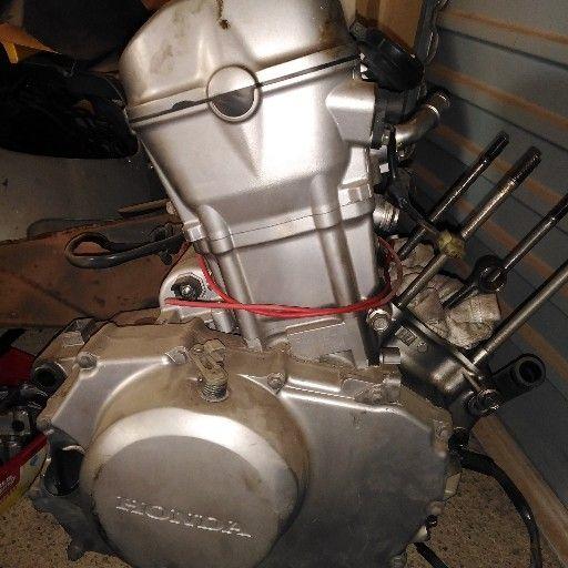Honda transalp stripping for spares
