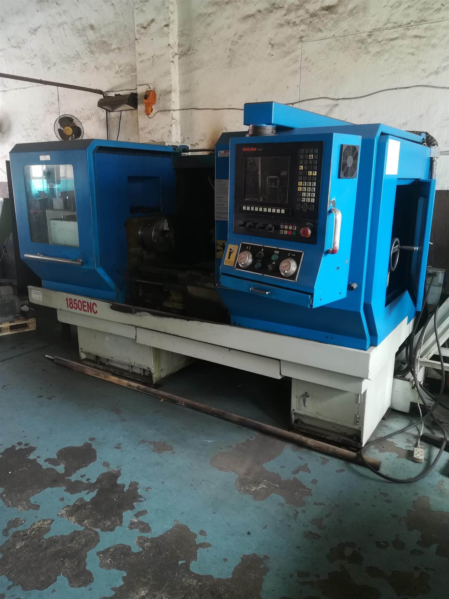 Jesco CNC lathe for sale