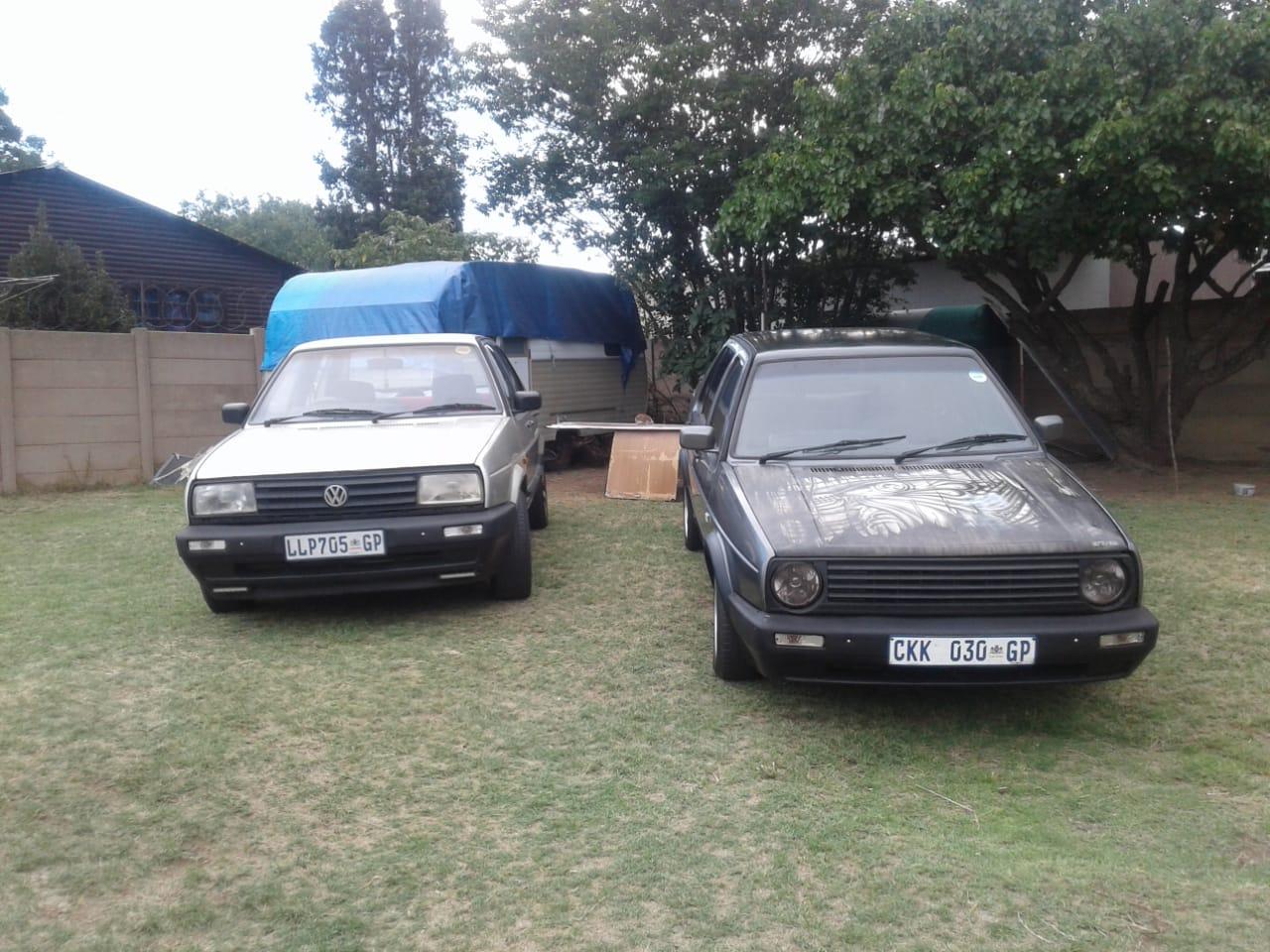1988 VW Jetta 2.0 Trendline