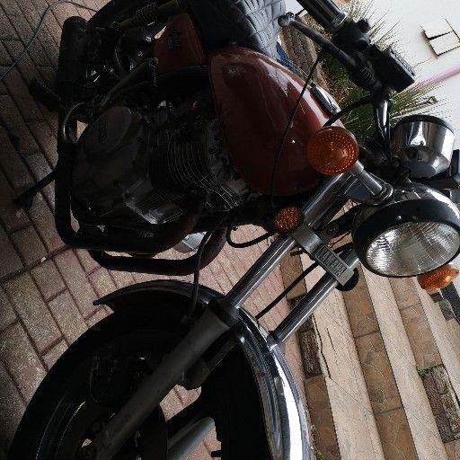1981 Yamaha BWS 100