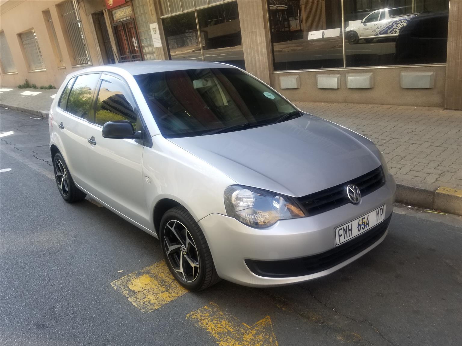 2012 VW Polo Vivo hatch 5-door POLO VIVO 1.4 COMFORTLINE (5DR)