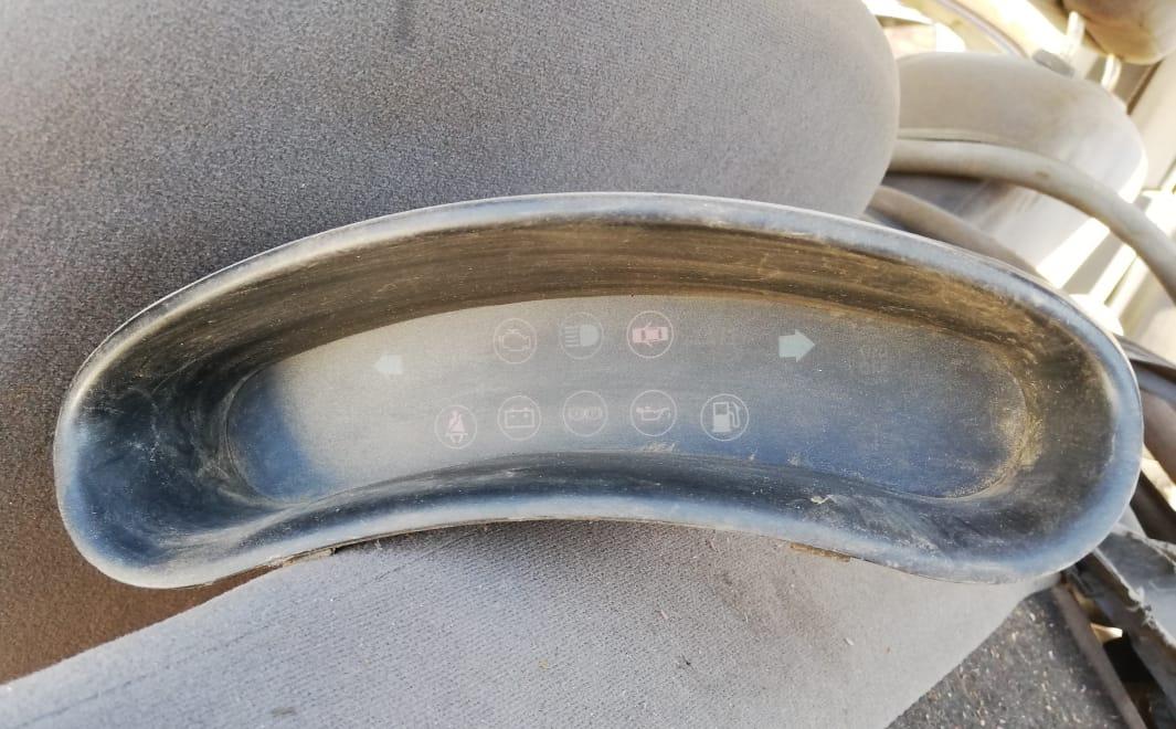 Chev Spark Lite Ls 05 09 Mk2 Digital Warning Display