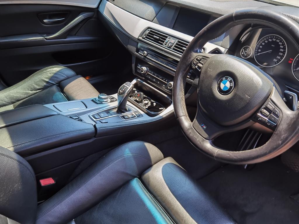 2012 BMW 5 Series 520d M Sport steptronic