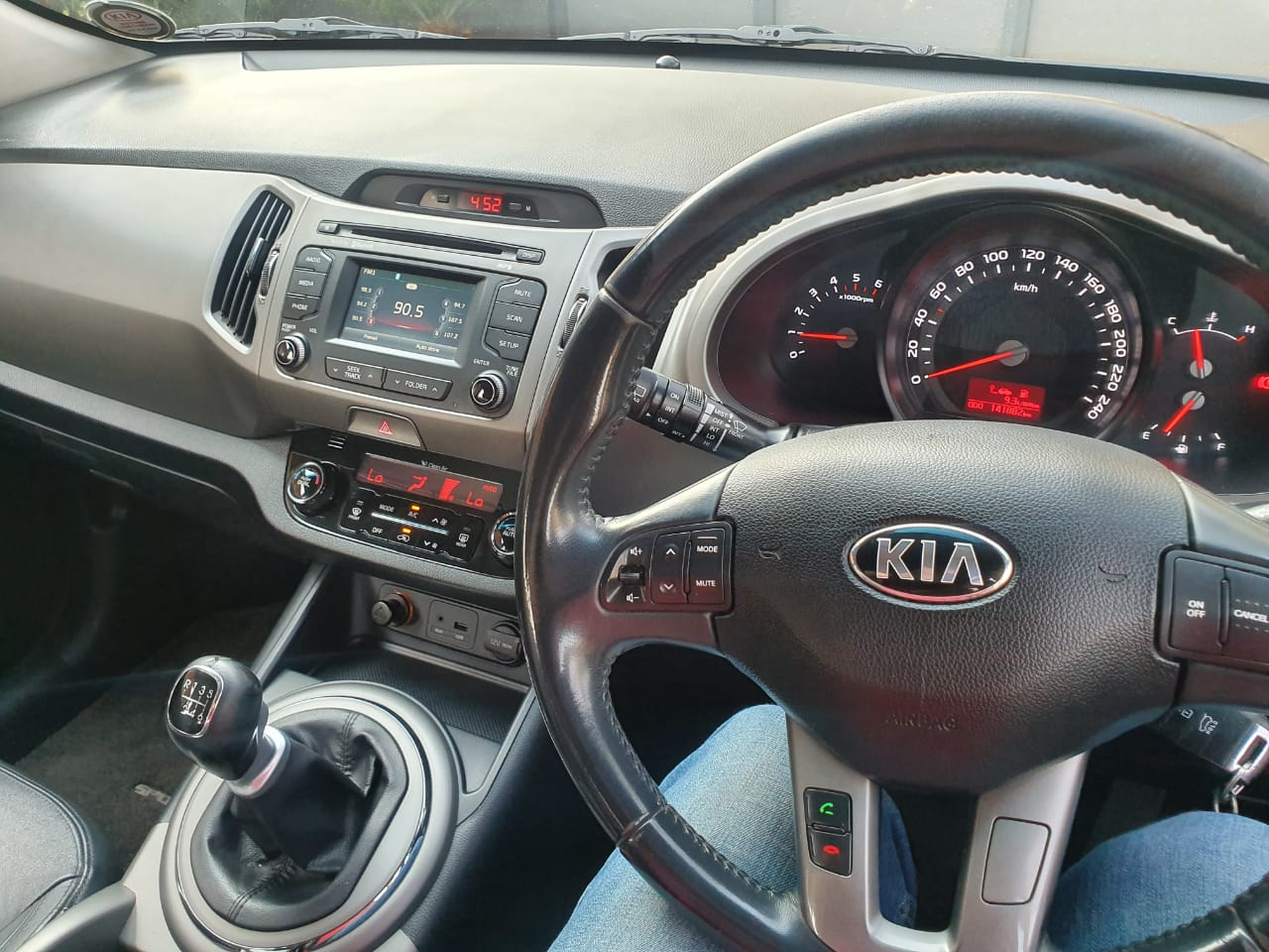 2014 Kia Sportage 2.0