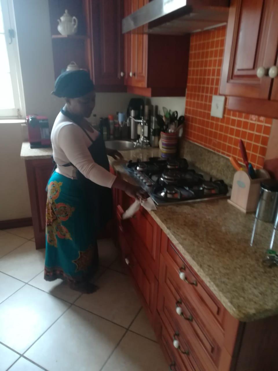 ZAMBIAN DOMESTIC WORKER /NANNY