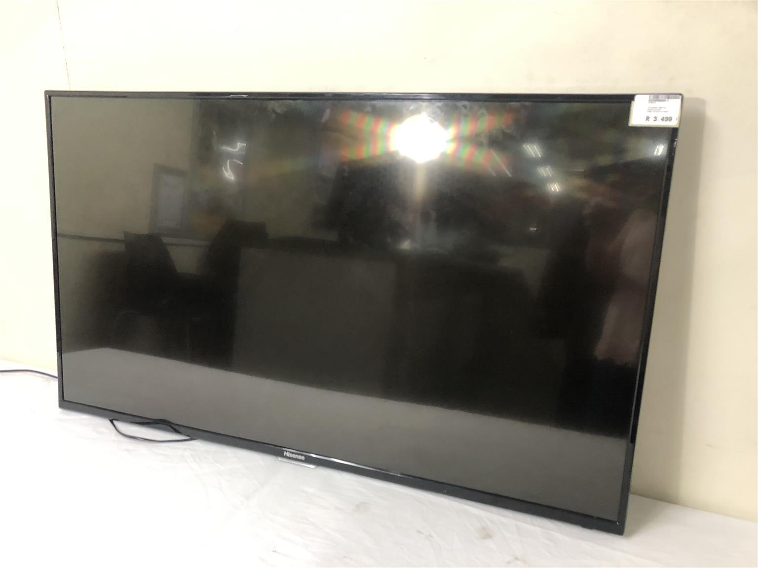 "Television Hisense 49"" LED"