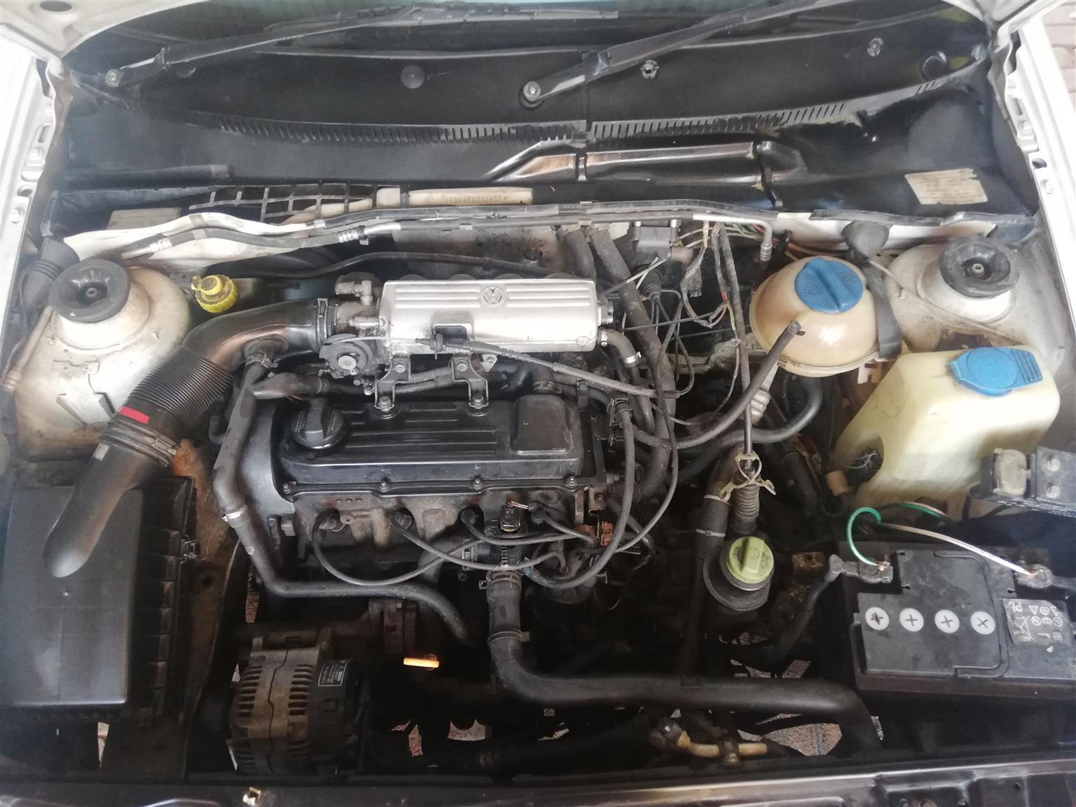 2000 VW Polo 1.8 GTI