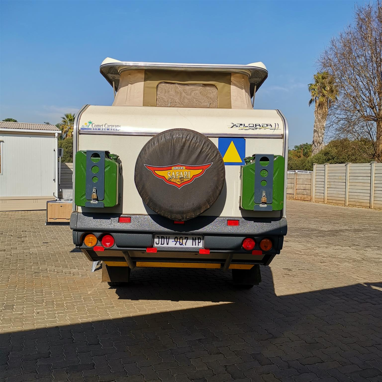 Jurgens Xplorer II 2008 WAS R194900 NOW R189900