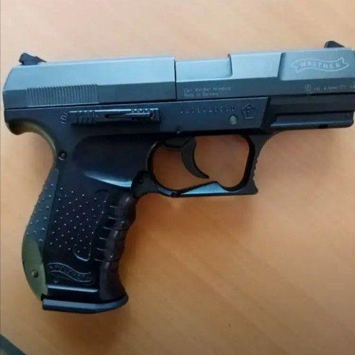 air pistol