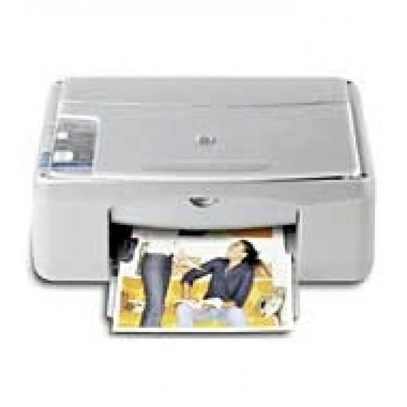 HP PSC 1215 All-In-One Printer, Scanner & Copier - Needs an ink refill