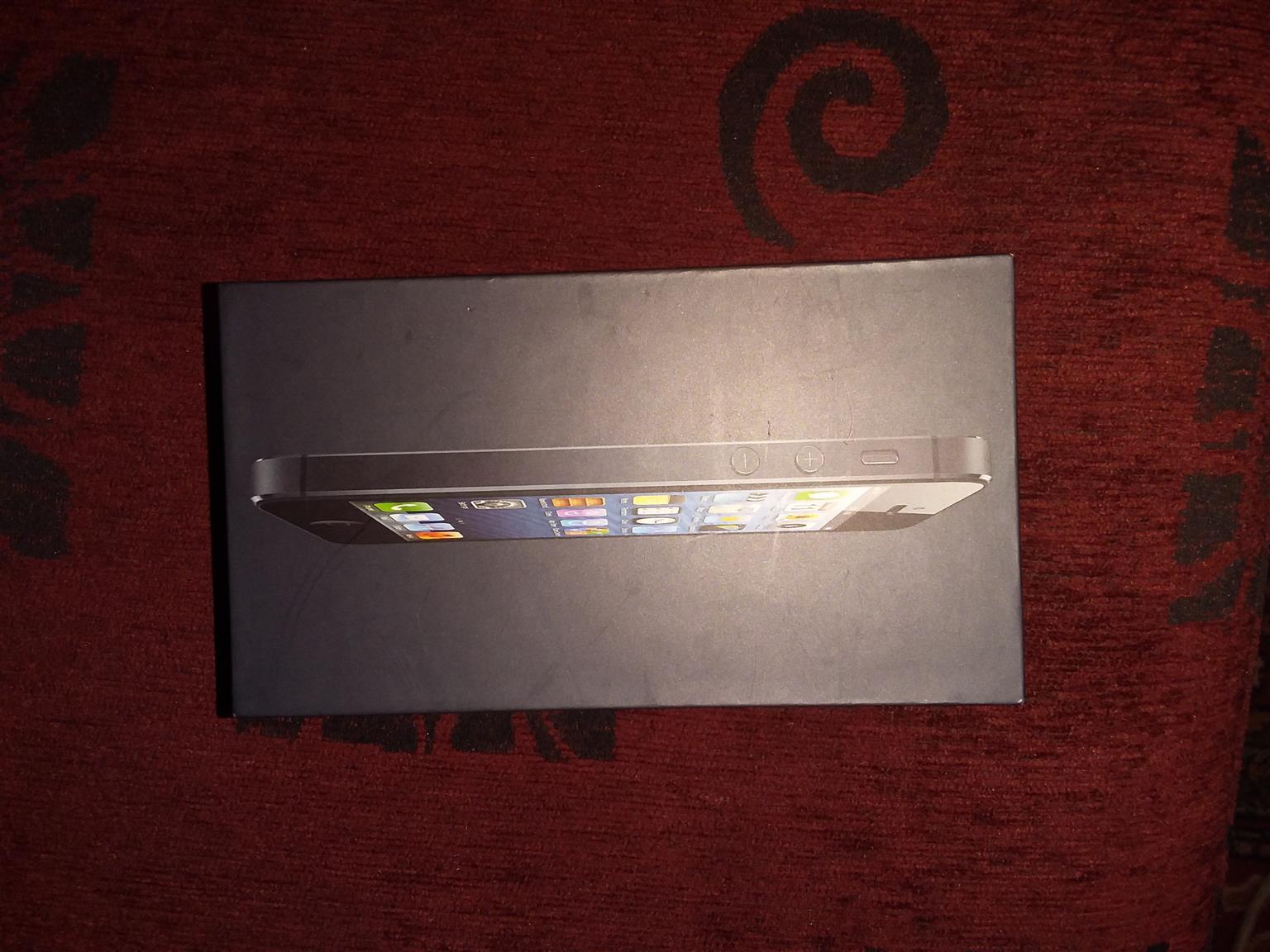 Apple I-Phone 5 (Used)