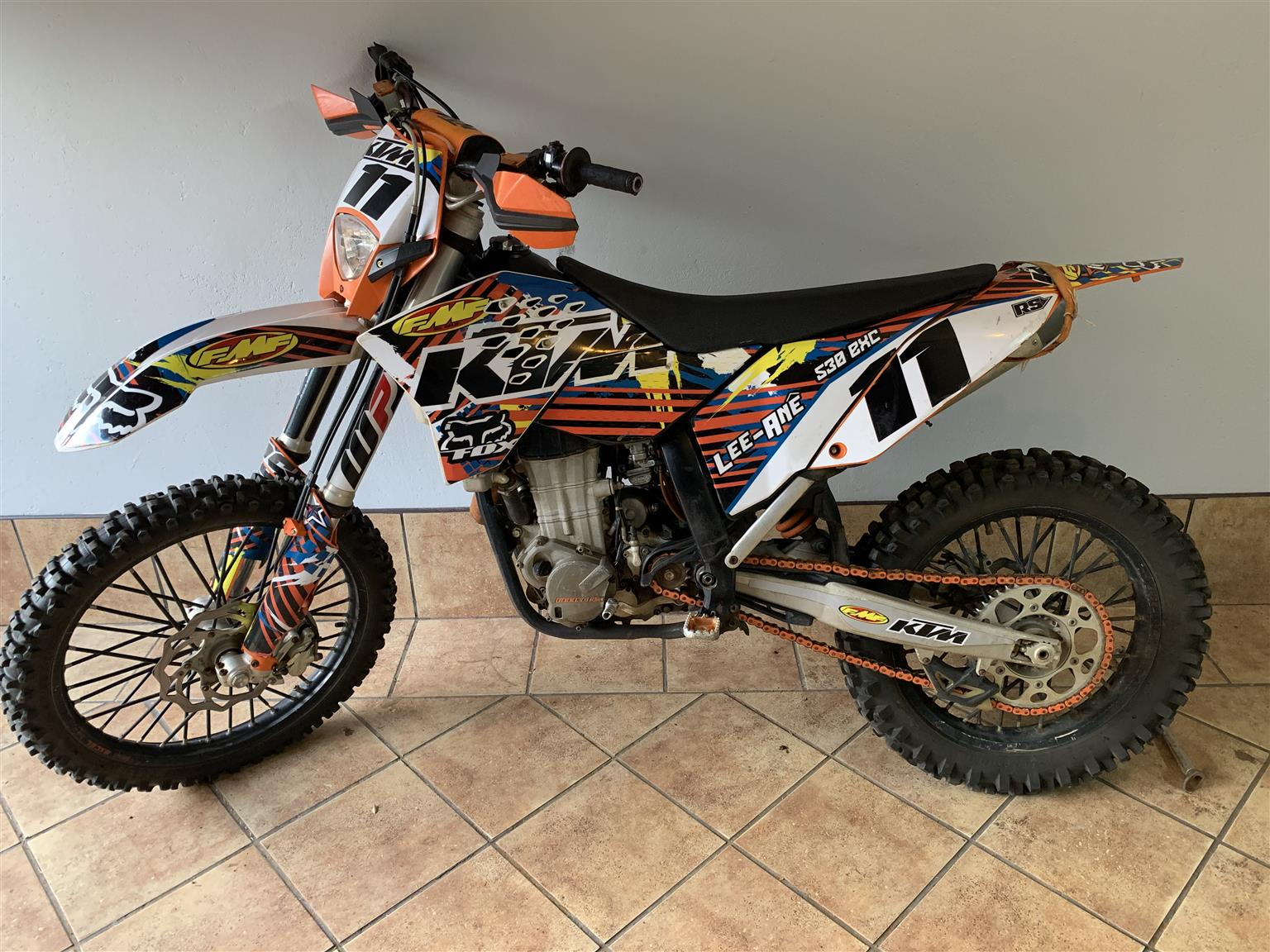 2009 KTM 530