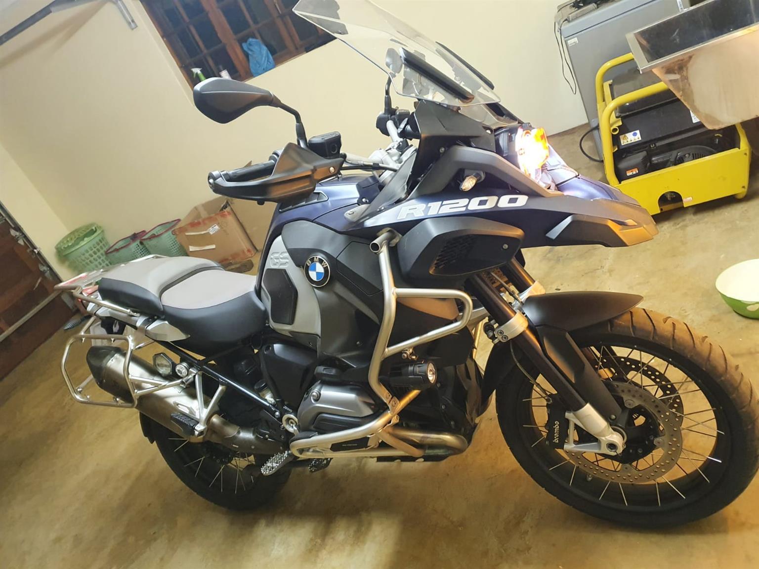 BMW 1200 GS Adventure 2016