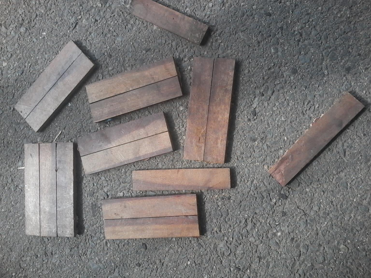 Finger parquet flooring blocks for sale