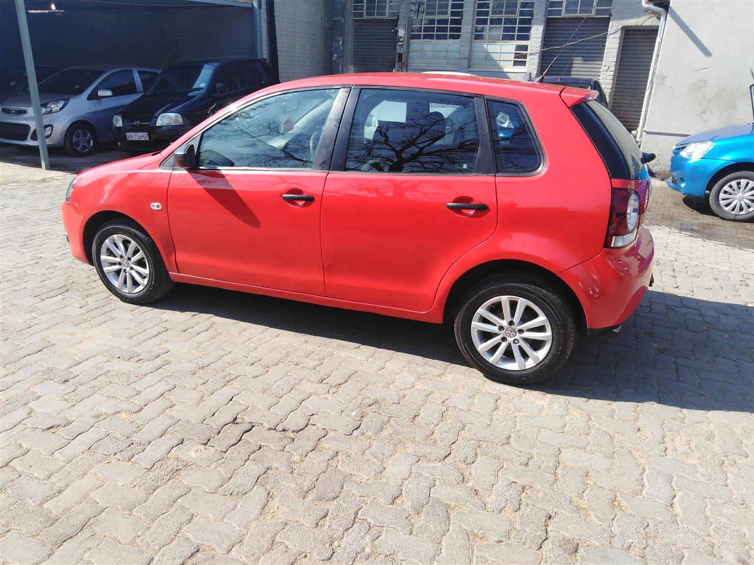 2016 VW Polo Vivo 5 door 1.6