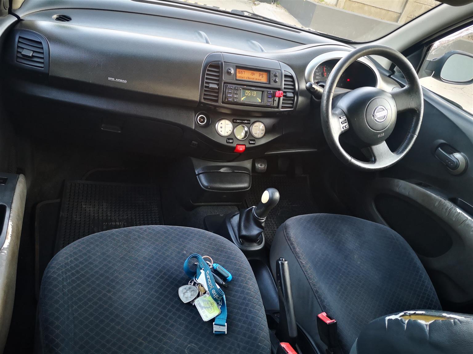 2004 Nissan Micra 1.4 5 door Visia