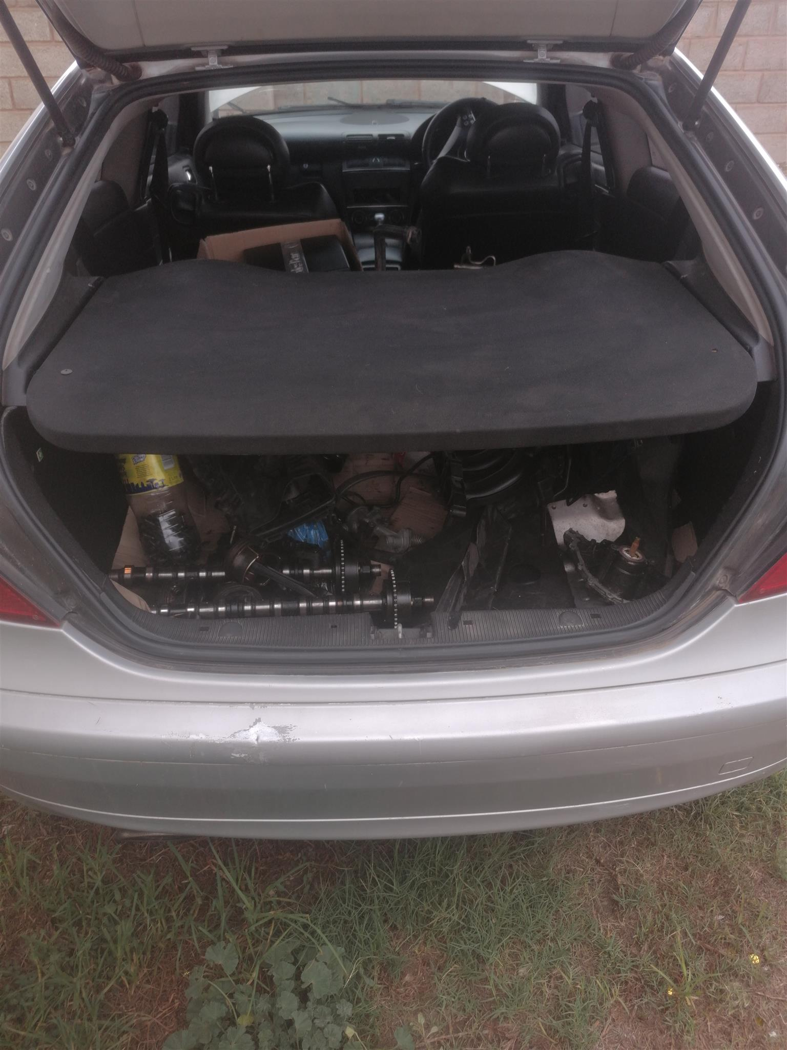 Selling as Non runner - 2003 Mercedes Benz C230. Petrol Engine code 271