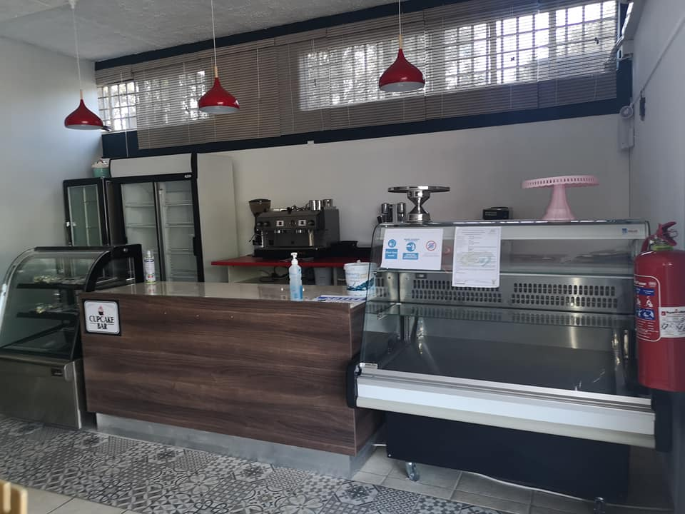 Price dropped 200.000 Beautiful bakery coffee shop in Pretoria East