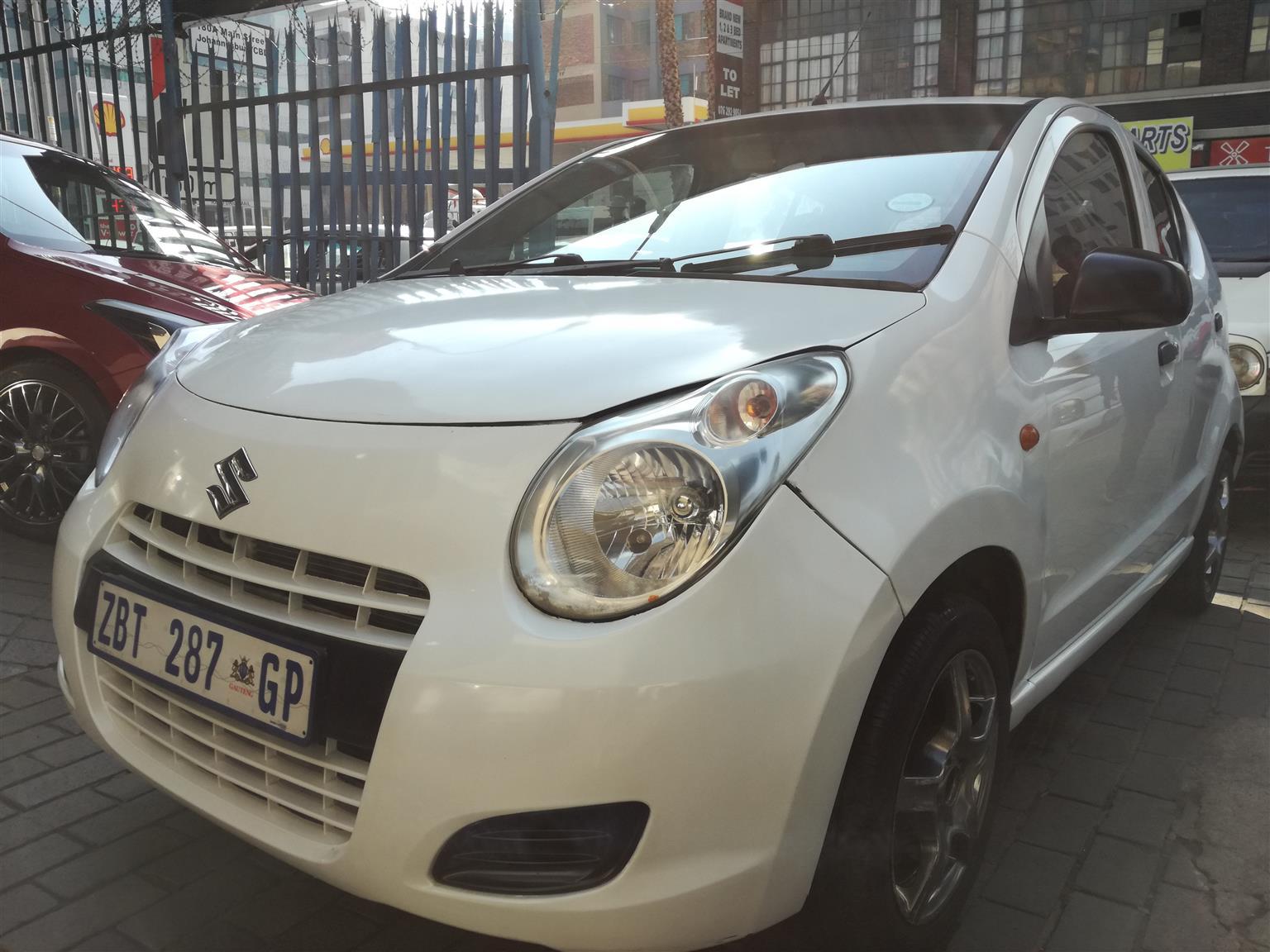 2010 Suzuki Alto 1.0 GA