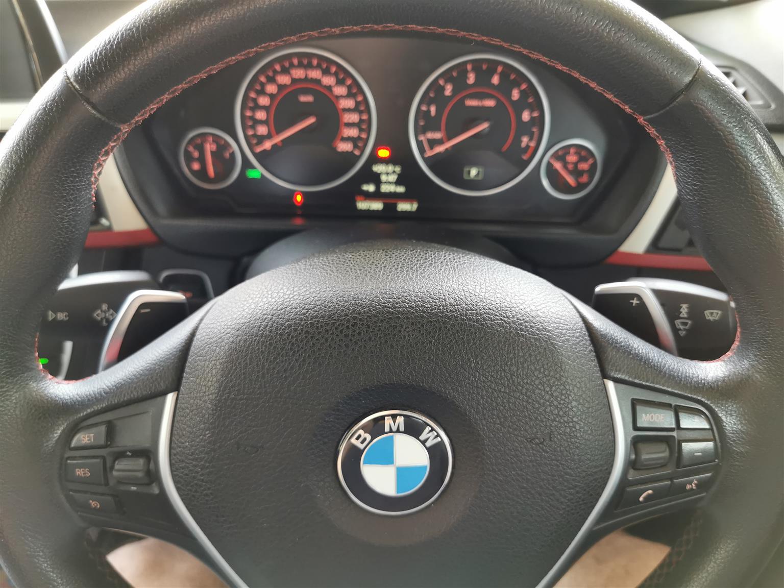 2013 BMW 3 Series 335i GT Sport
