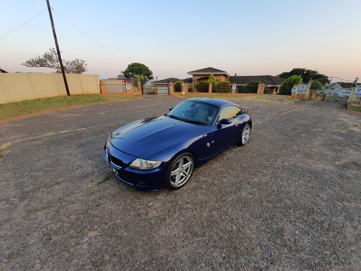 2007 BMW 4 Series 420d coupe Luxury