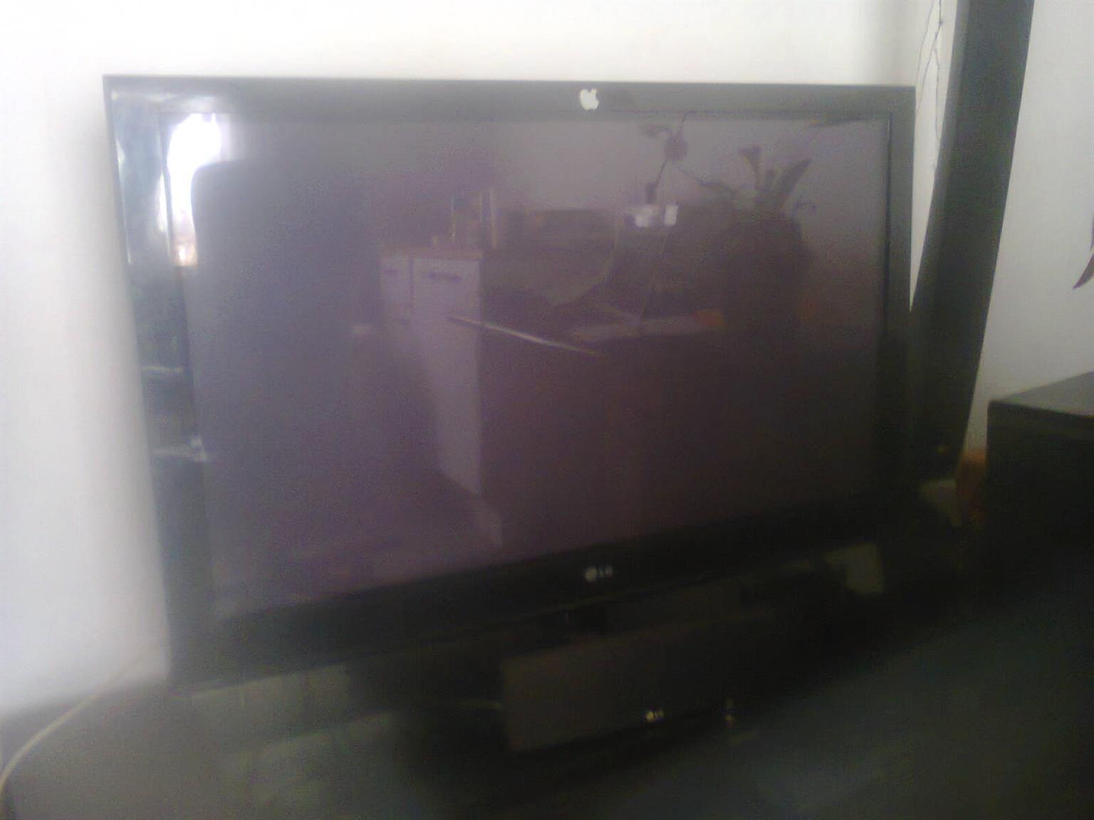 LG PLASMA TV, 106cm