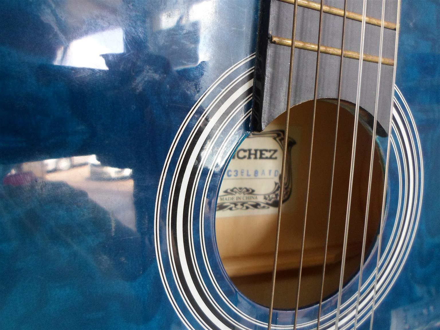 Sanchez Guitar