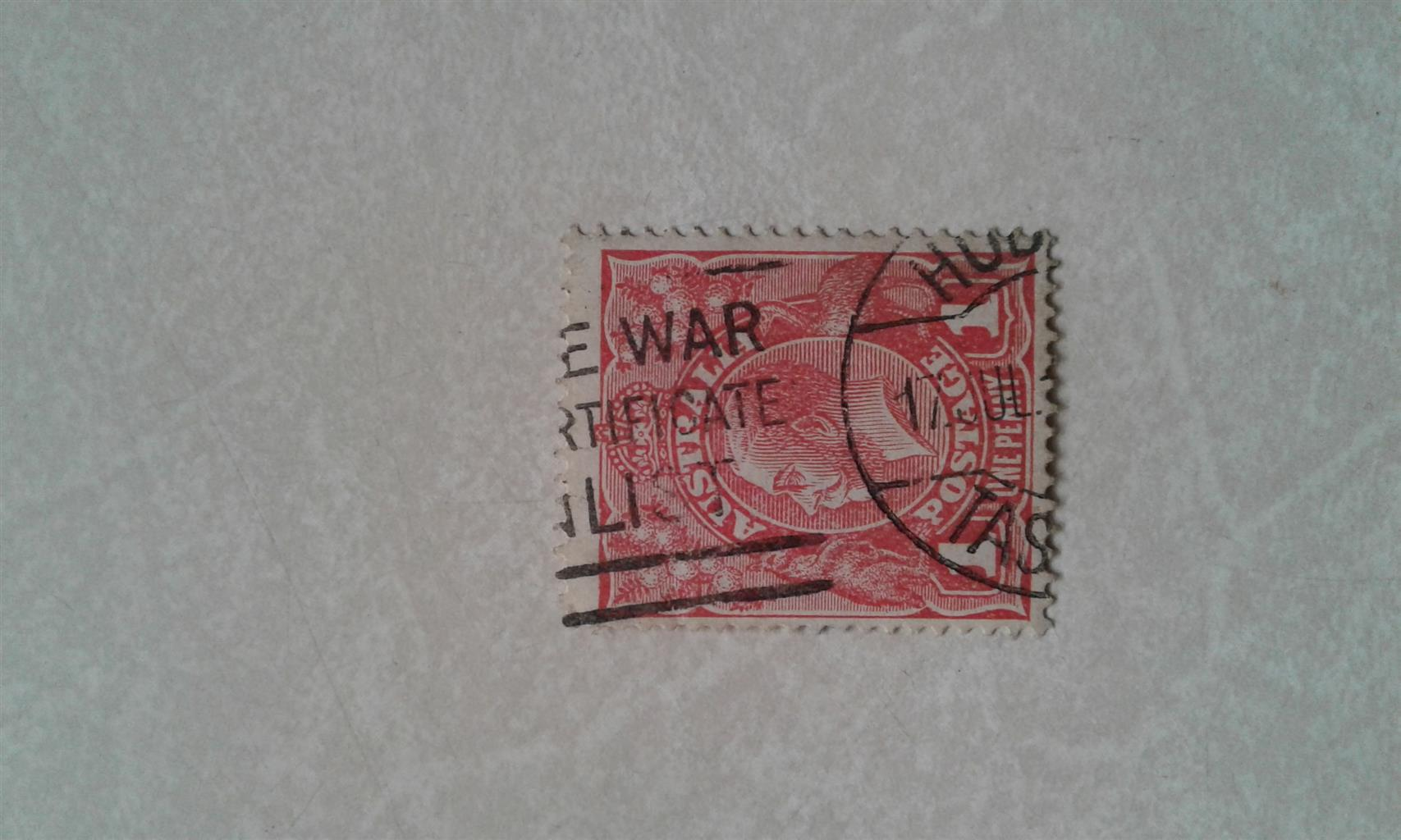 Stamps for sale