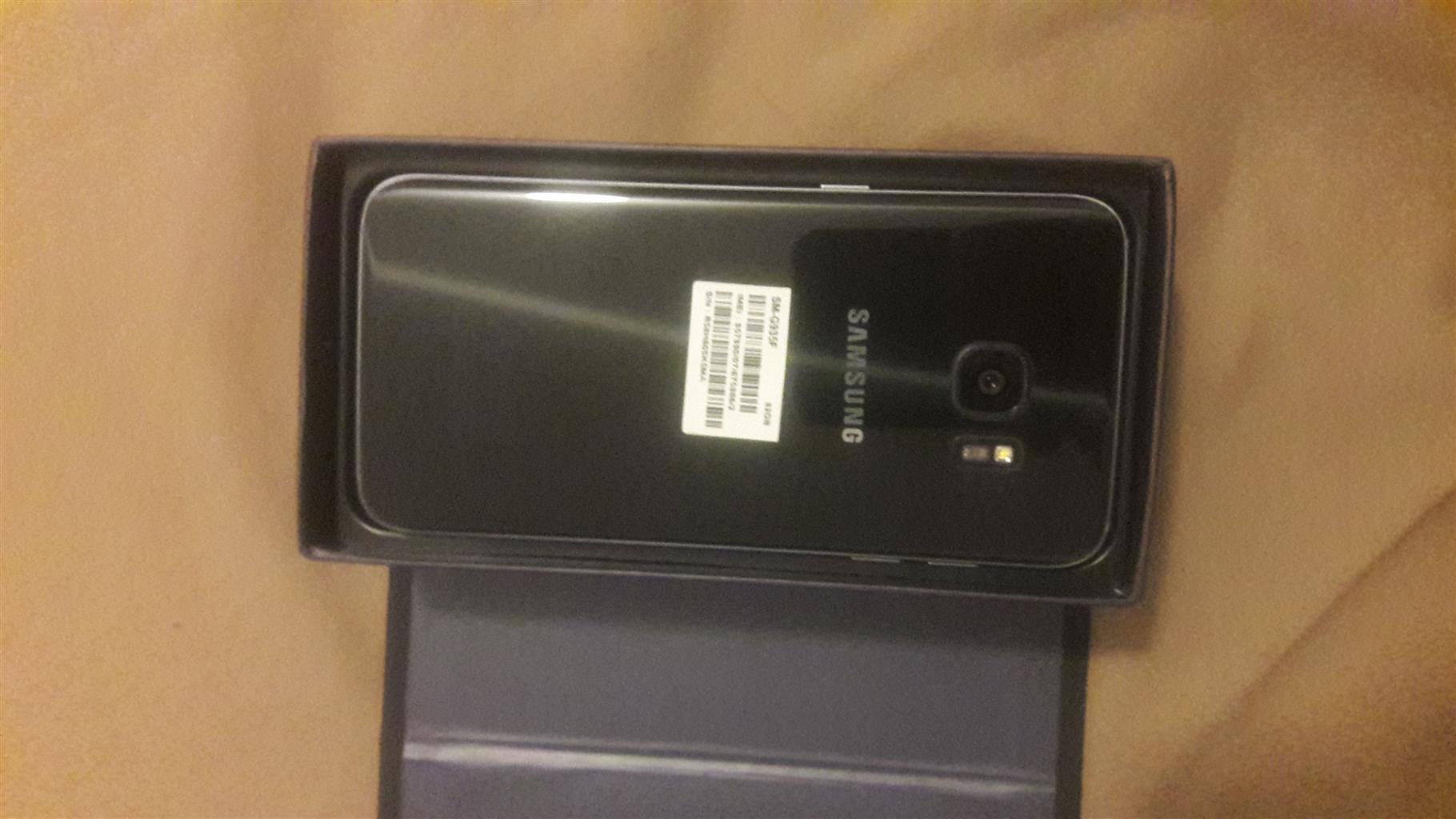 Spotless Samsung S7 Edge