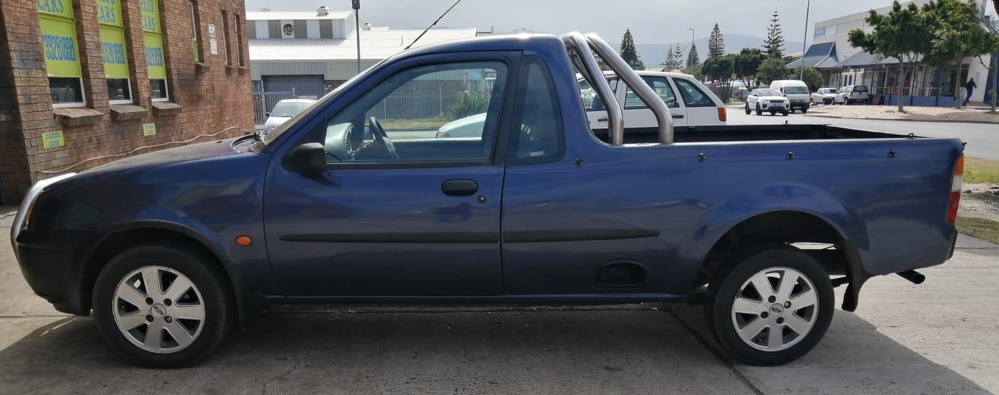 2005 Ford Bantam 1.3i (aircon)