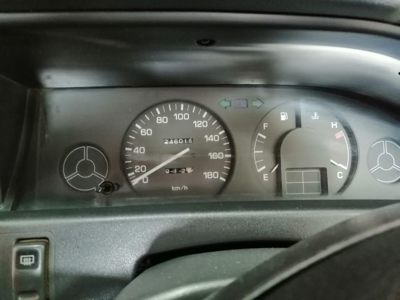 2006 Toyota Tazz 130