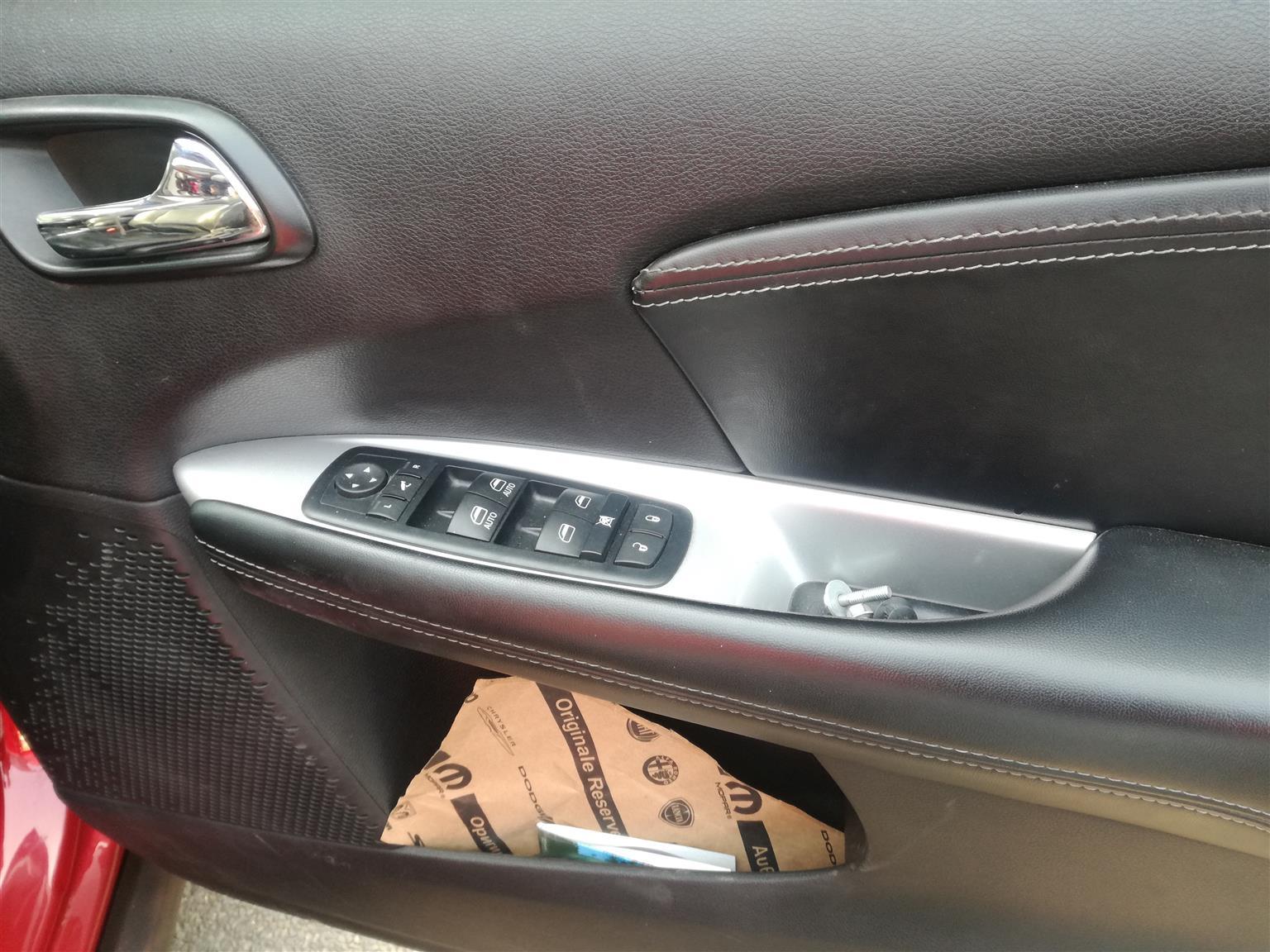 2015 Dodge Journey 2.4 SXT