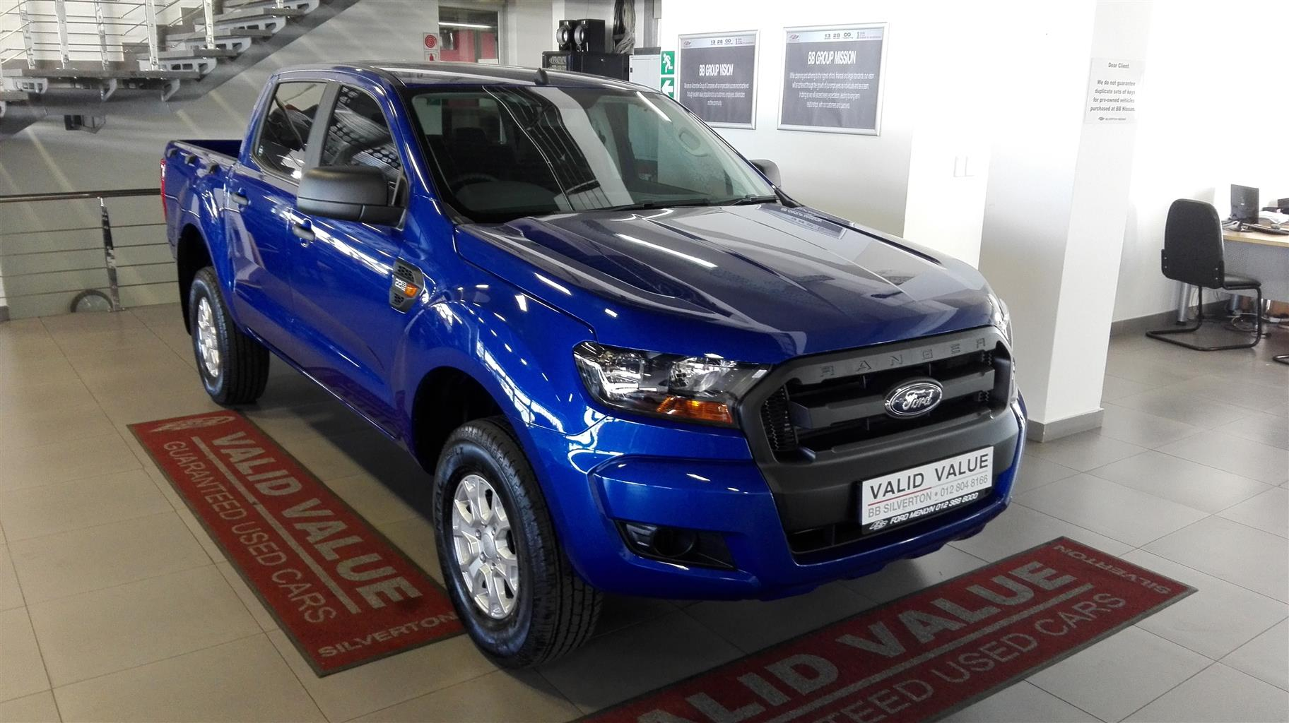 2018 Ford Ranger 22 Double Cab Hi Rider Xl Junk Mail