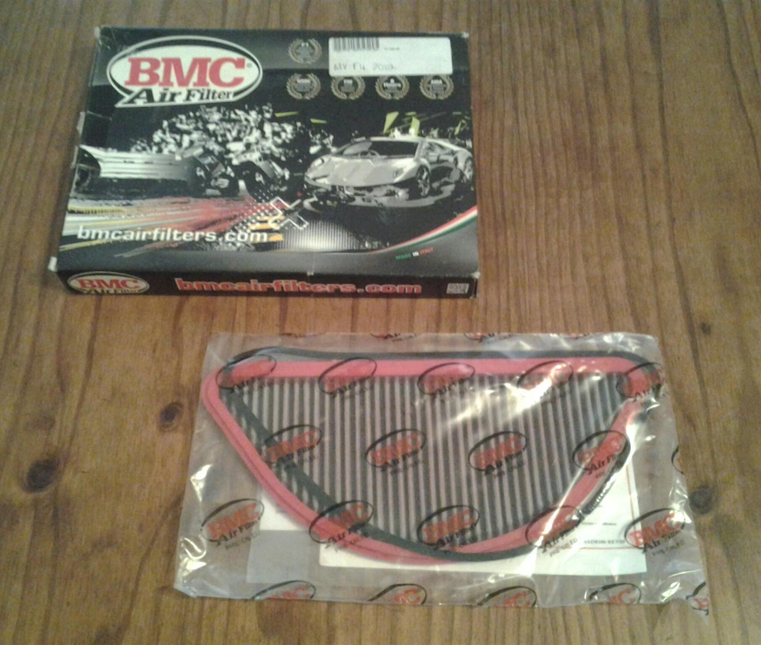 MV AGUSTA F4 1000 RR BMC AIR FILTER