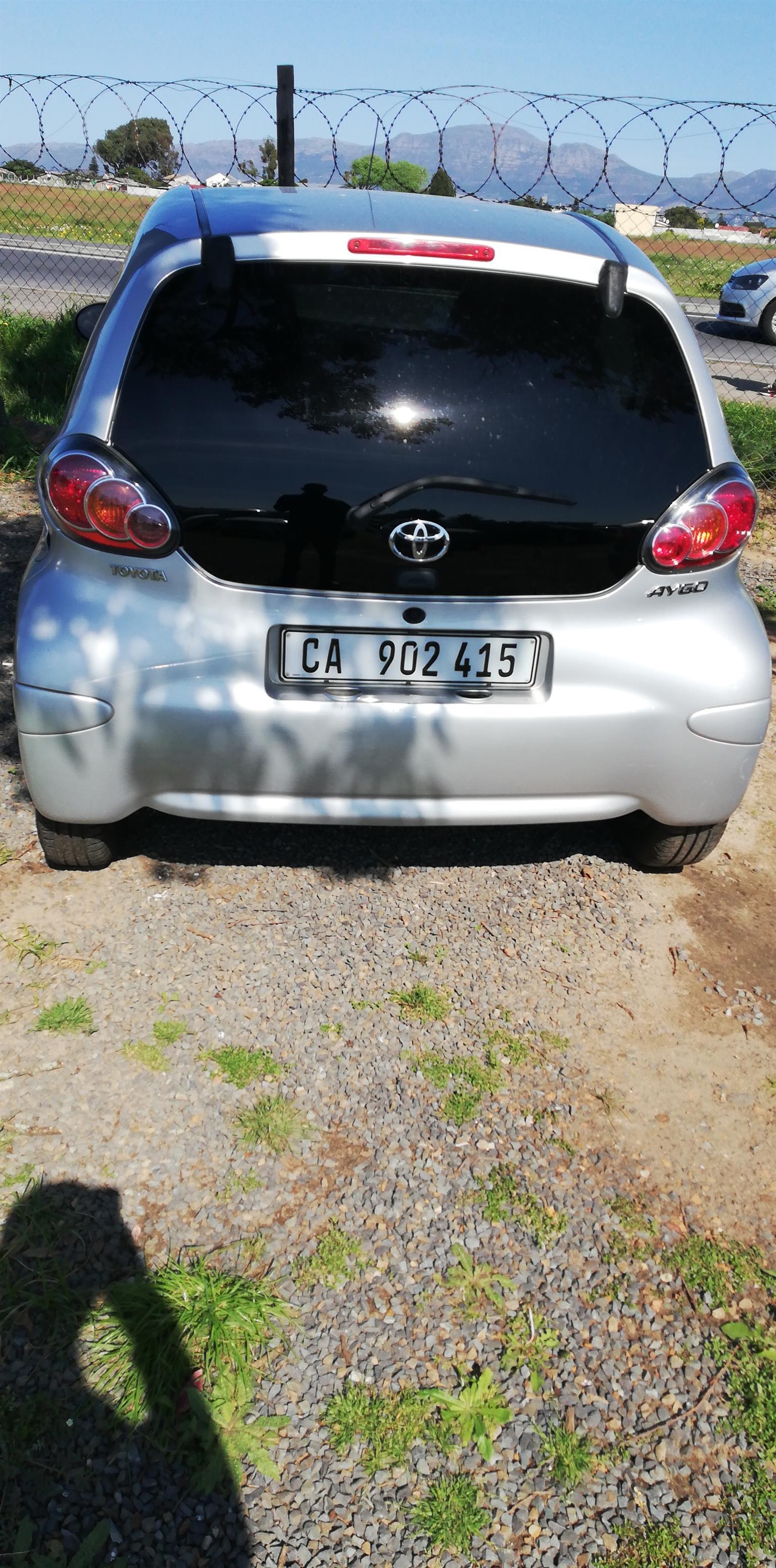 2011 Toyota Aygo 1.0 Fresh