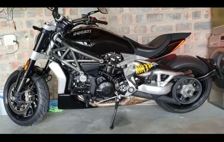 2016 Ducati 848