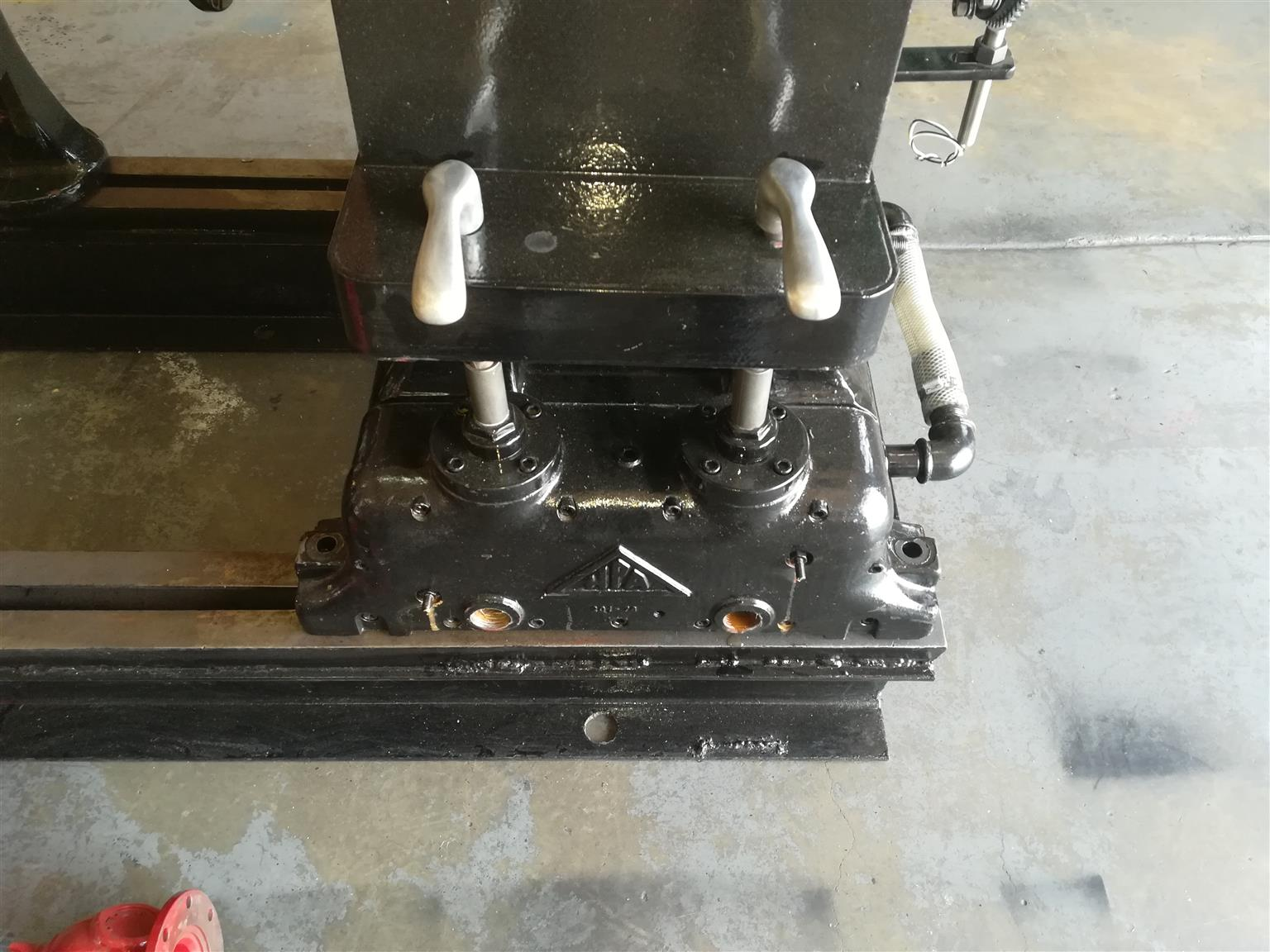 HPA 301 dynamometer