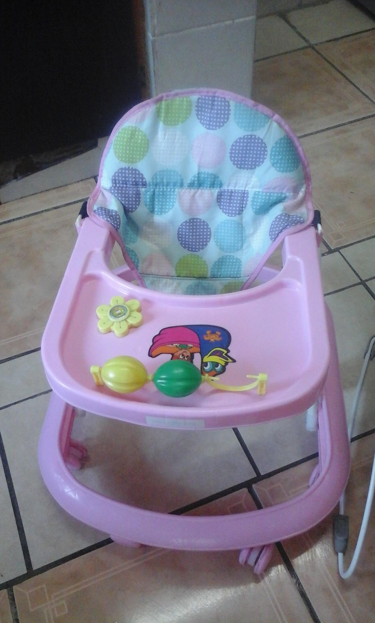 Baby Rocking Chair And Walking Rim With Music And Vibration For Sale