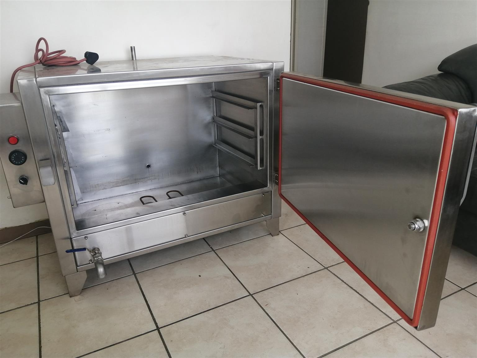 Junior Cooker (best for DIY or small butcher to increase revenue)
