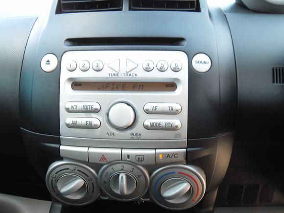 2007 Daihatsu Sirion 1.3 Sport automatic