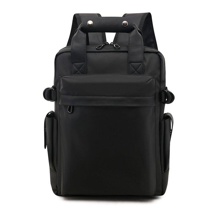 Backpack in a Men's Tote Bag