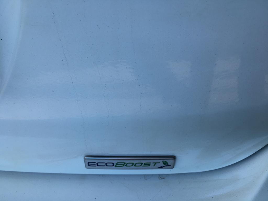 2004 Ford Focus sedan 1.0T Trend