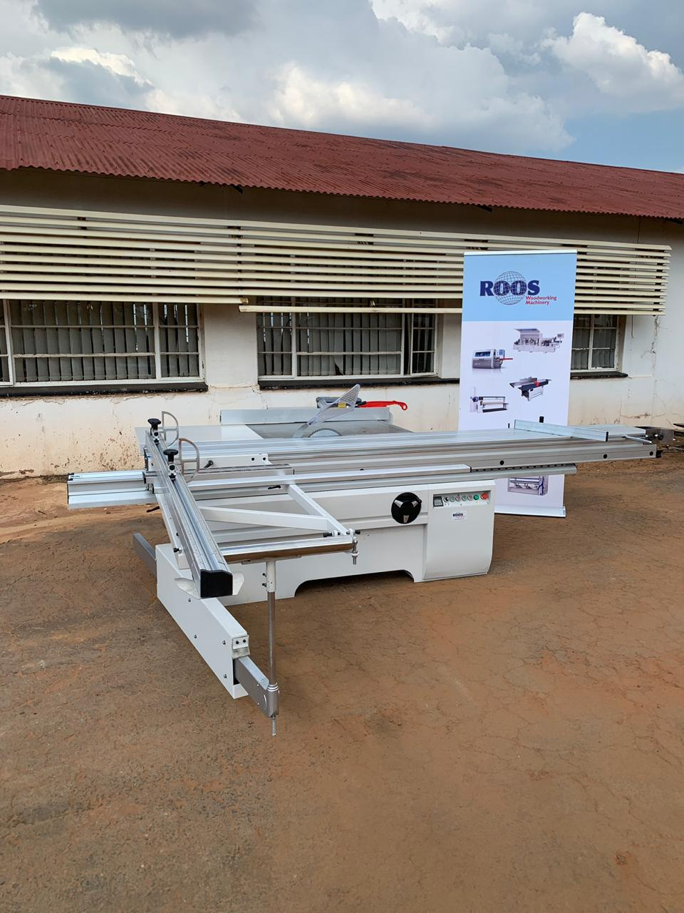 Sliding Table Panel Saw, ROOSMAC, FS3200S, 3.200mm, 5.5kW