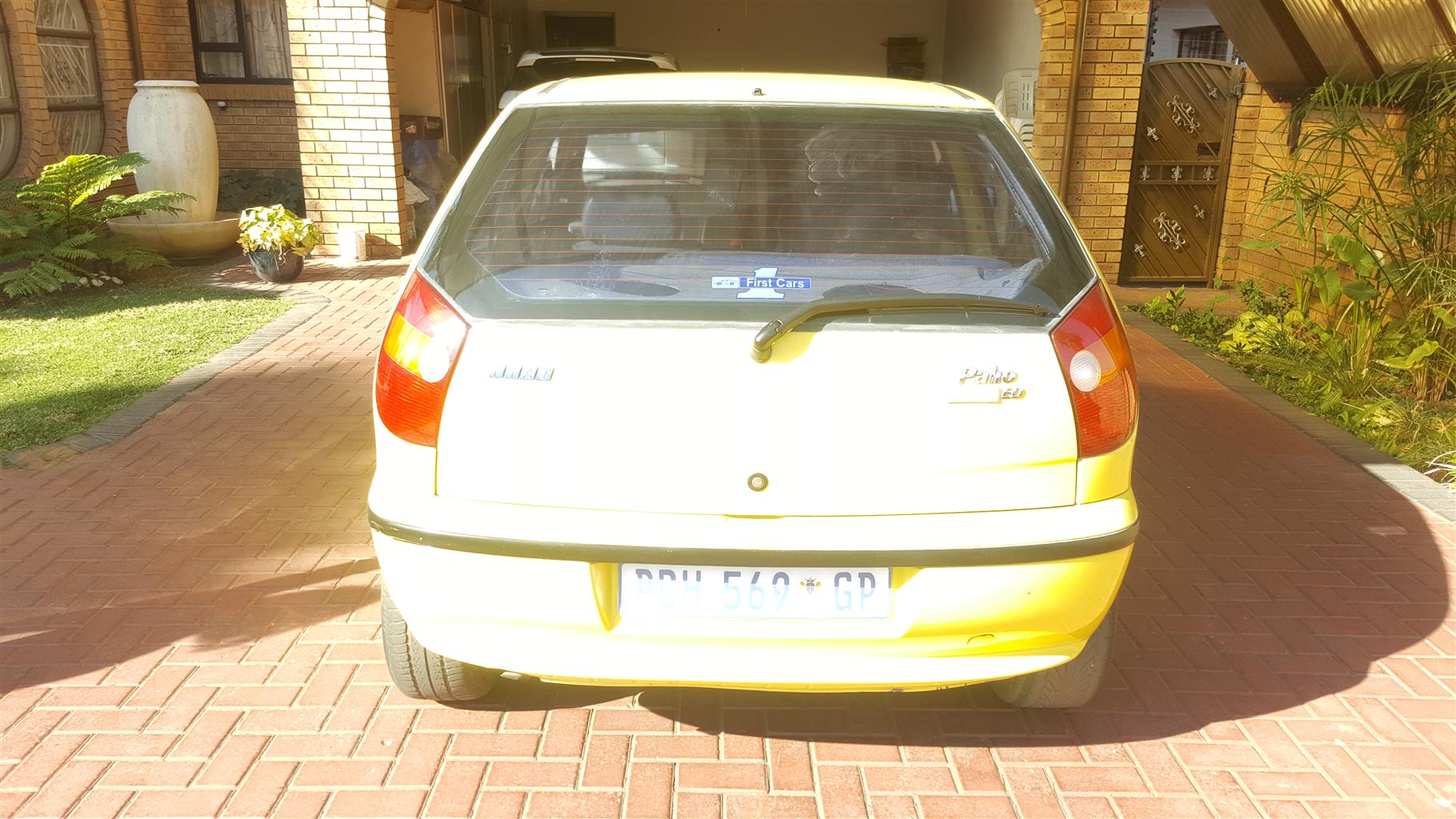 2003 Fiat Palio 1.2 EL 3 door
