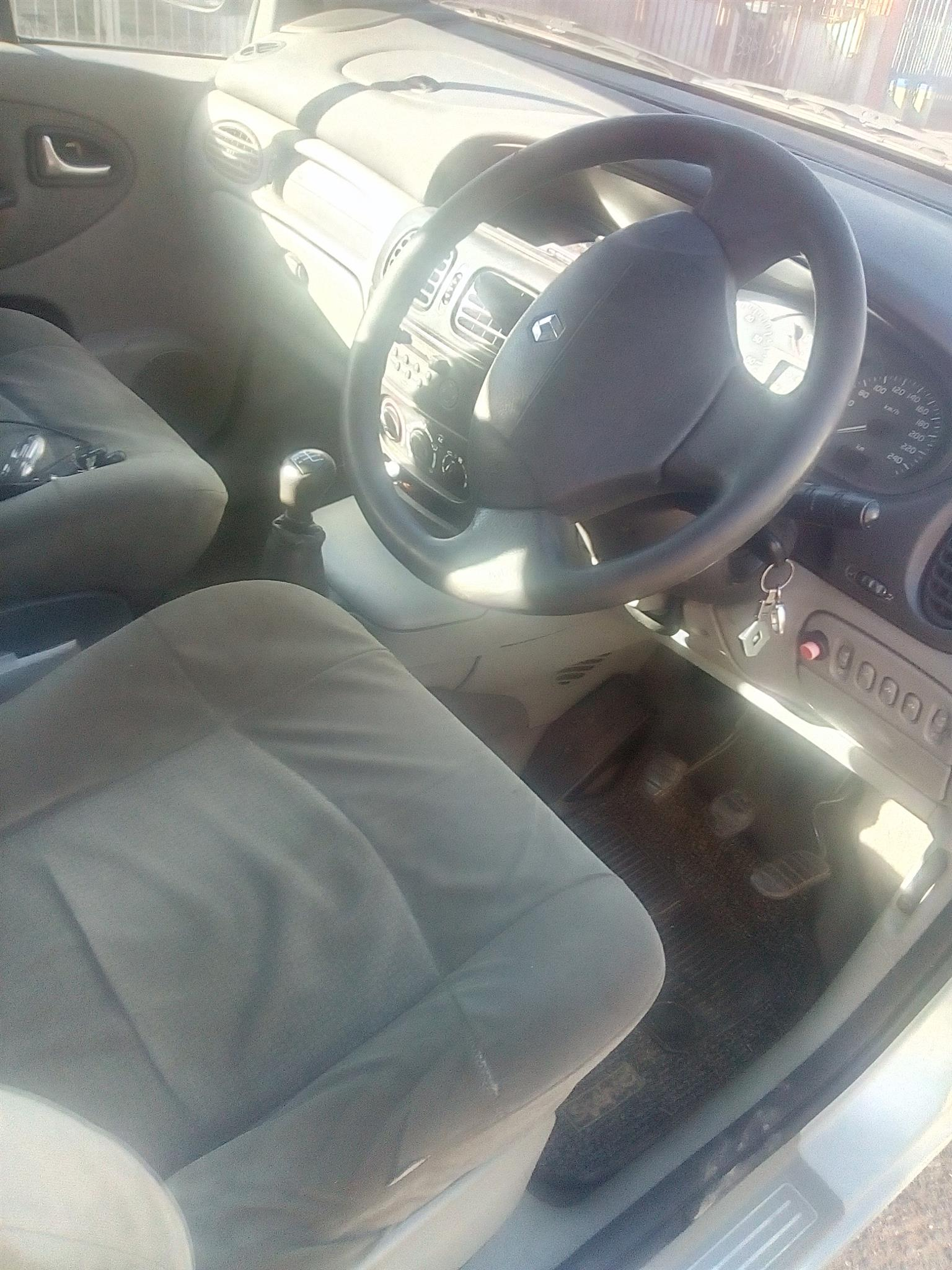 2003 Renault Scenic 1.6 Expression