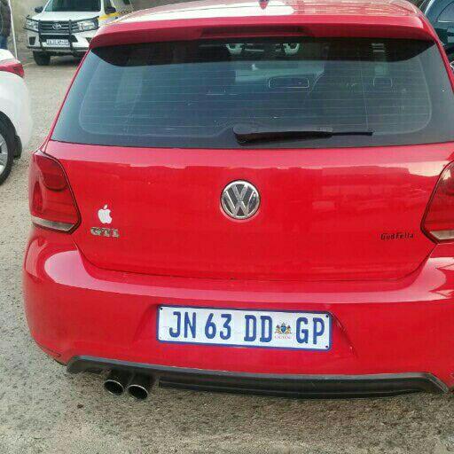2014 VW Polo hatch POLO 2.0 GTI DSG (147KW)