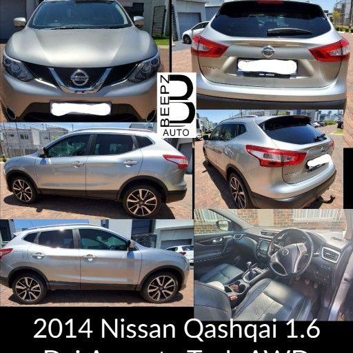 2014 Nissan Qashqai 1.6dCi AWD Acenta
